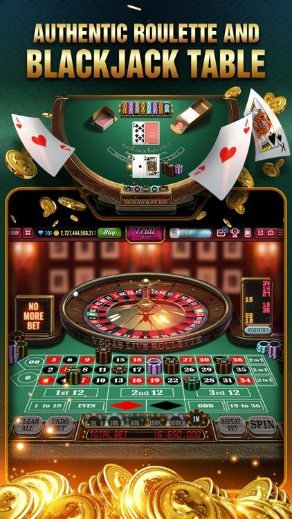 Vegas Live Slots Casino screenshot-4