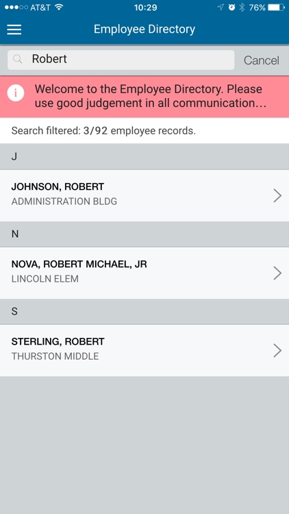 eFinancePLUS Employee screenshot-3