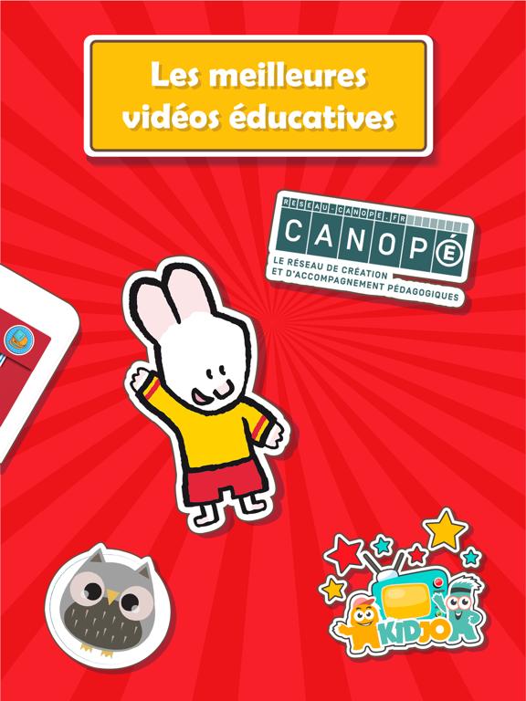 Screenshot #5 pour Kidjo : TV pour Enfants