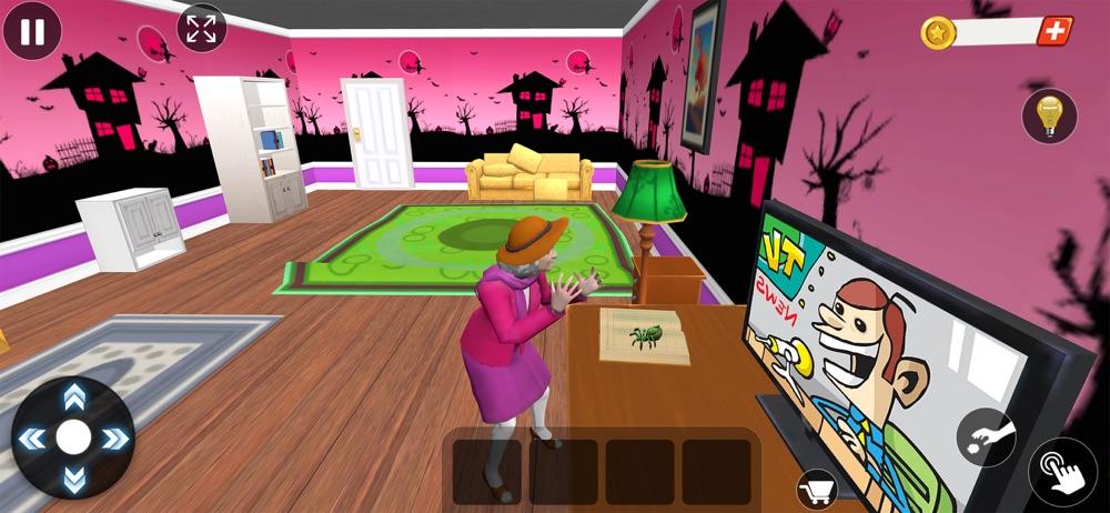 Horror School Teacher 3D Games hack tool