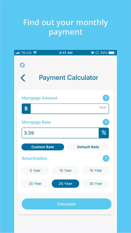 Spin Mortgage Calculators