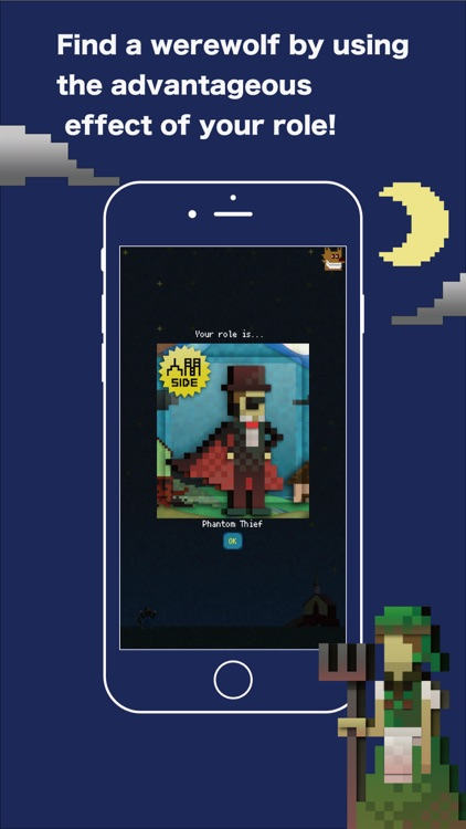 One Night Werewolf for mobile
