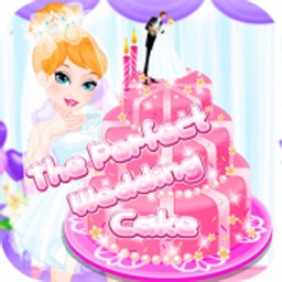 the perfect wedding cake game