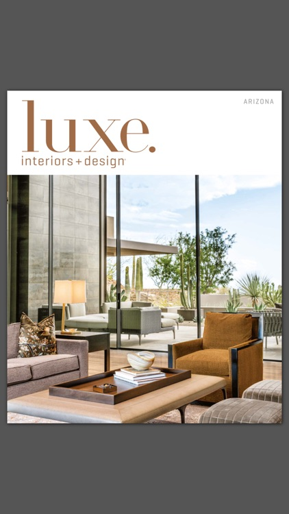 Luxe Interiors + Design