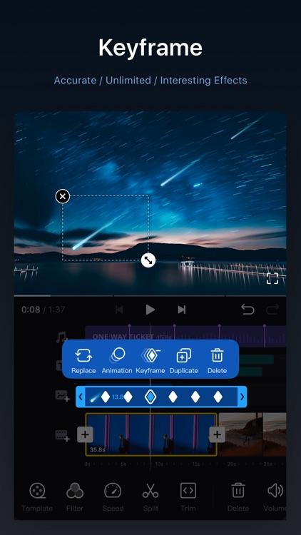 VN Video Editor Maker VlogNow screenshot-6