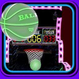 Neon Basket