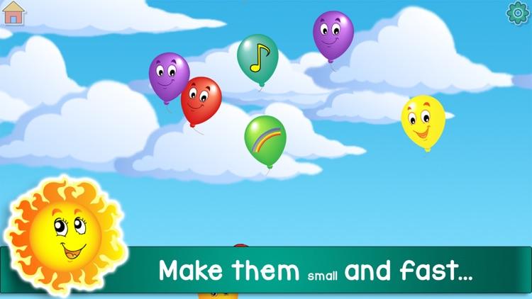 Kids Balloon Pop Language Game screenshot-6