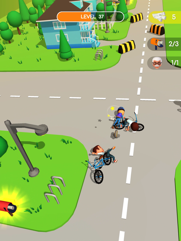 Delivery Rush Game screenshot 9