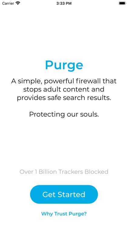 Purge: Porn Blocker & Safe DNS
