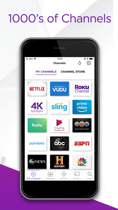 download Roku apps 0