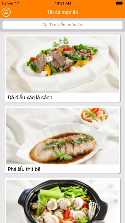 Món Ngon Mỗi Ngày: Món Ăn Ngon screenshot-4