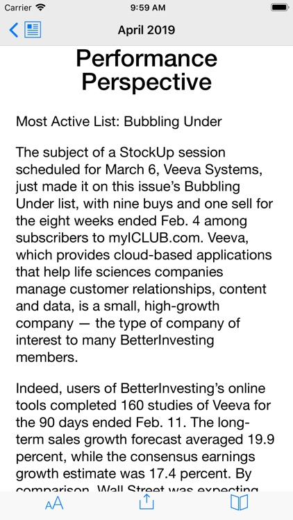 BetterInvesting Magazine screenshot-7