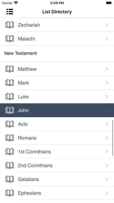 NIV Bible Books & Audioのおすすめ画像5