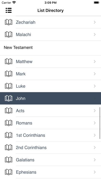 NIV Bible Books & Audio screenshot-4