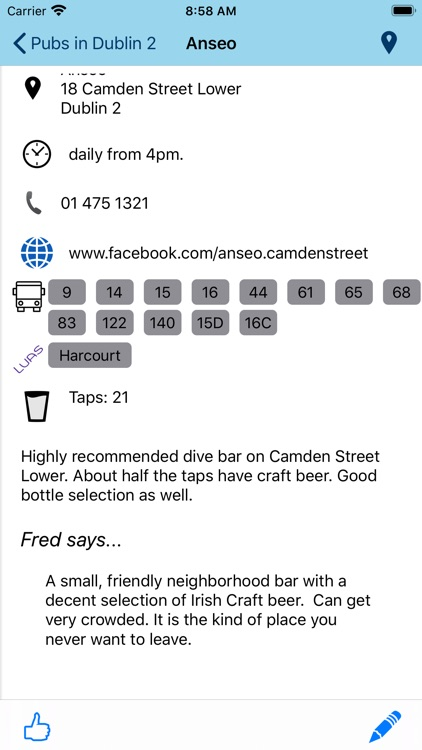 Beer Guide Dublin screenshot-4