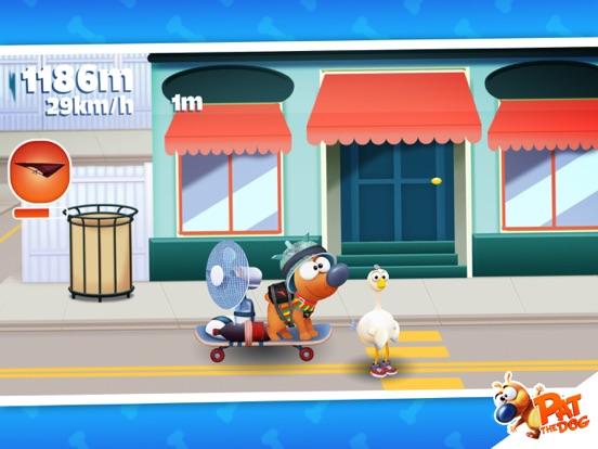 Ipad Screen Shot Pat the Dog 2