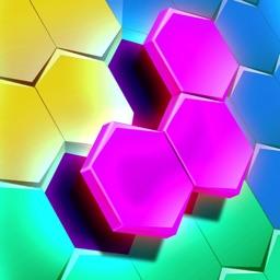 Golden Block Puzzle