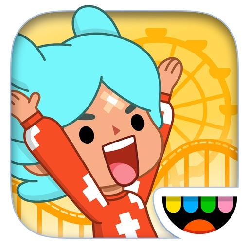 Toca Life: World app logo