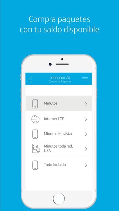 Mi Movistar Nicaragua screenshot 6