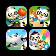 熊貓博士職業套裝