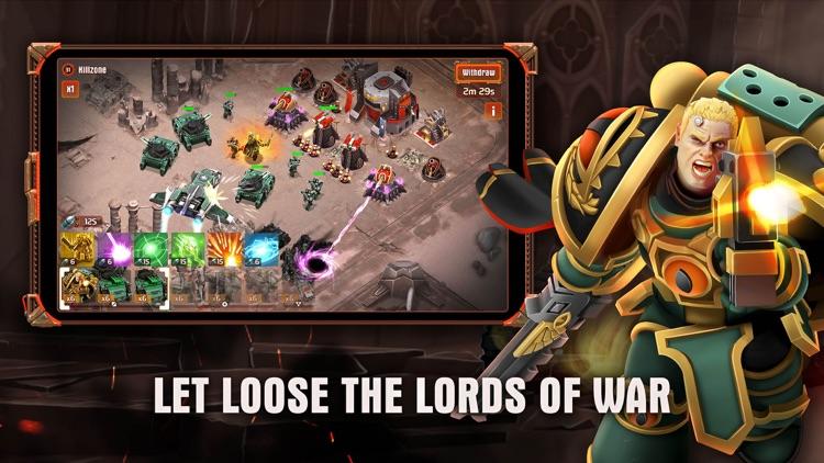 The Horus Heresy: Drop Assault screenshot-0
