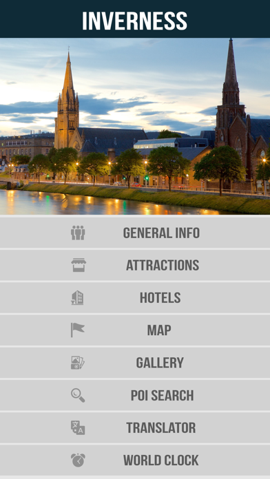 Inverness City Guideのおすすめ画像2