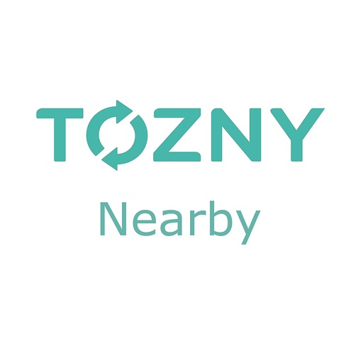 Tozny Secure Nearby Messaging icon