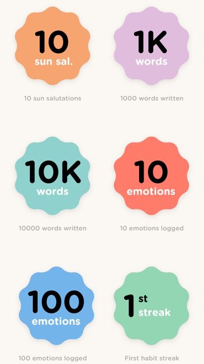 present - mindfulness journal screenshot-9