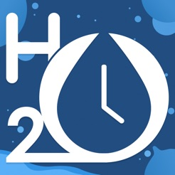 Water Intake Hydration App H20