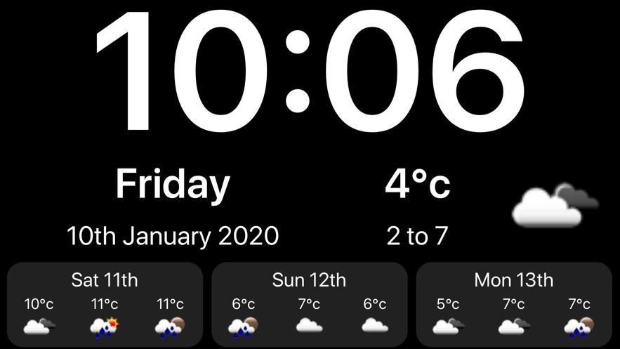 Clock n Stuff App 截图