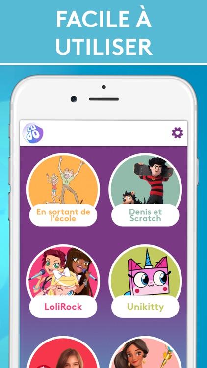 Ludo - Dessins animés screenshot-3