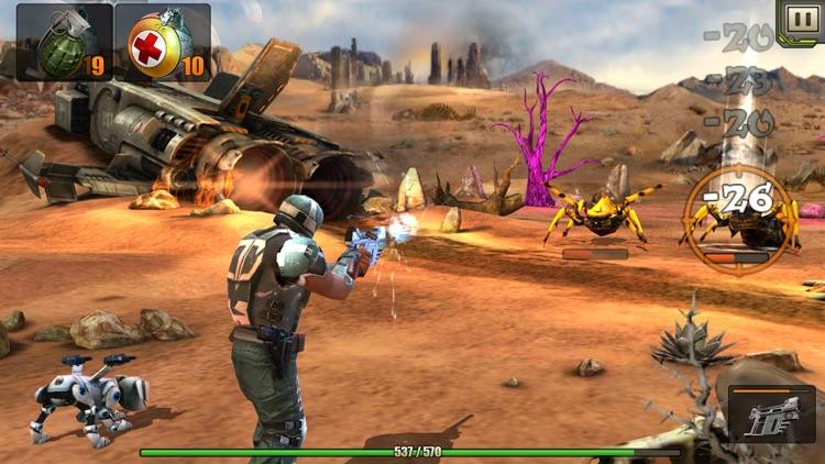 Evolution: Battle for Utopia screenshot-9
