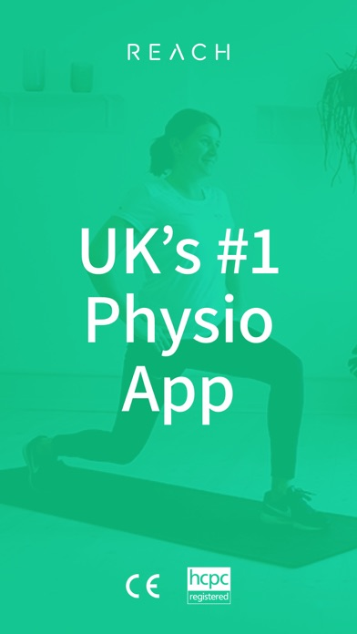 Back & neck physio by Reach screenshot one