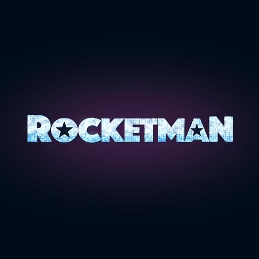 Official Rocketman Stickers
