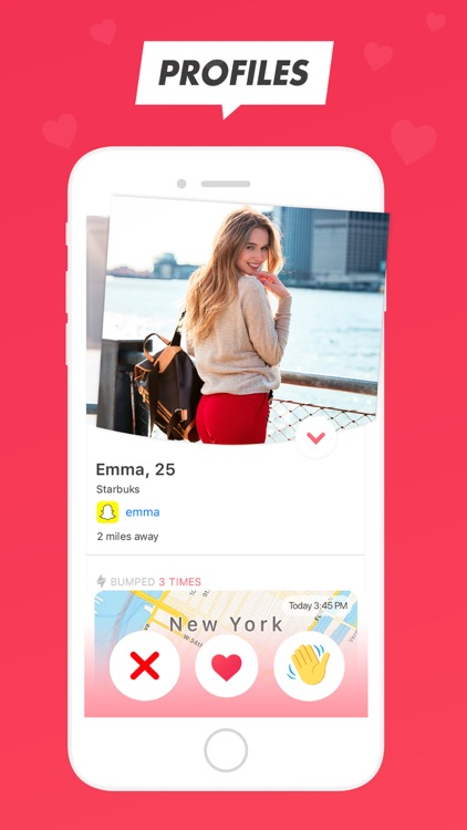 Bumpy - new Dating app screenshot-3