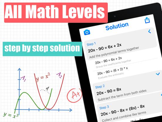 Math Box - Math Answer Scanner screenshot 6