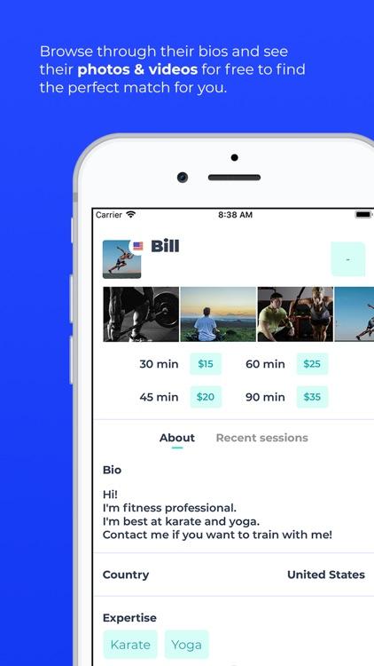 Fitness Pro Live screenshot-3