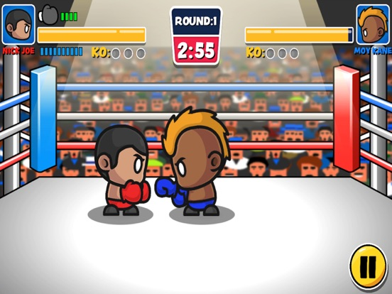 Mini Boxing screenshot 12