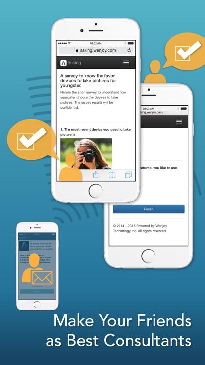 Asking - Mobile Survey Analyst screenshot-4