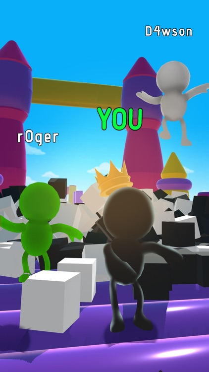 Bouncy World 3D screenshot-3