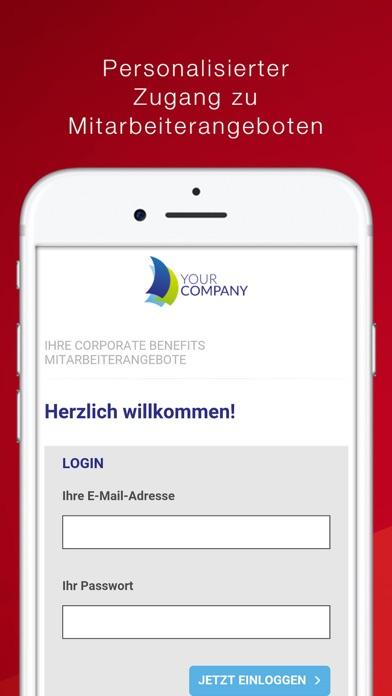 Herunterladen corporate benefits für Pc