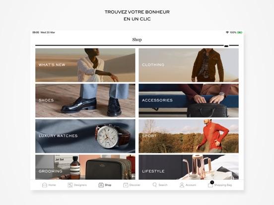 Screenshot #6 pour MR PORTER | Luxury Fashion