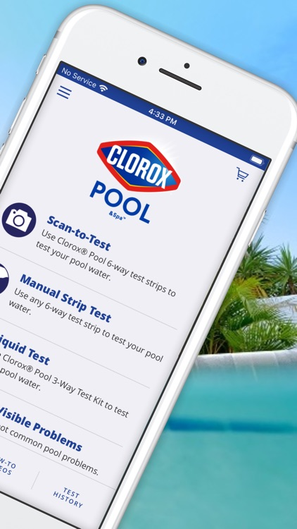 Clorox Pool screenshot-1