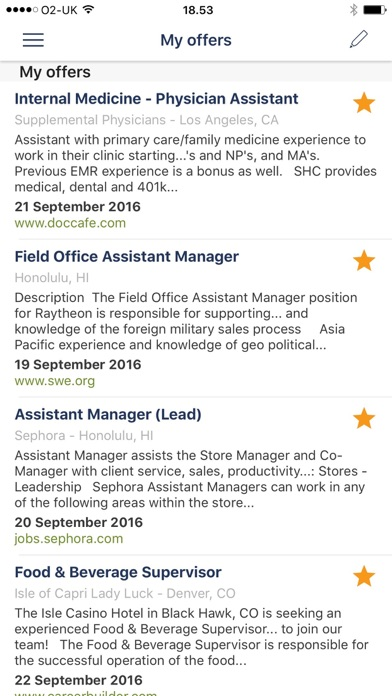 Careerjet Job SearchScreenshot of 2