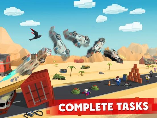 Zombie Derby: Pixel Survival screenshot 10