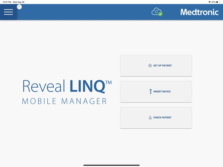 Reveal LINQ™ Mobile Manager AN