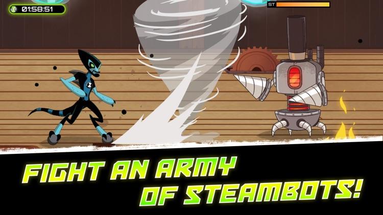 Omnitrix Assault - Ben 10 screenshot-3