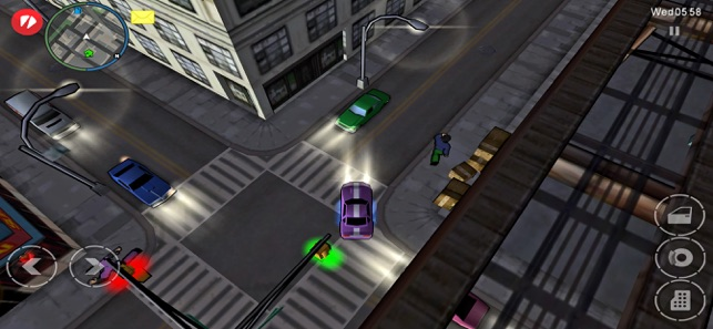 ‎GTA: Chinatown Wars Screenshot