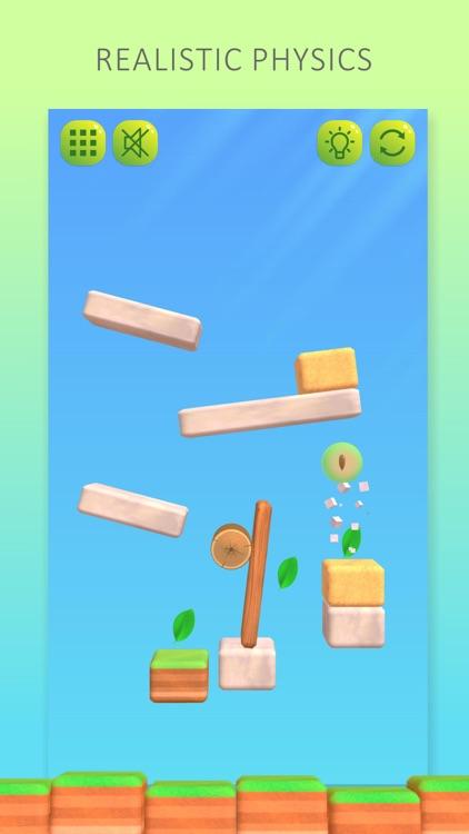 Life Leaf - physics puzzle box screenshot-3