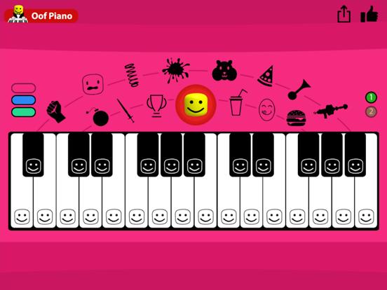 Oof Piano Screenshots